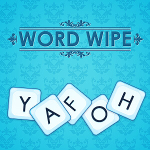 Fort Worth's online Word Wipe game