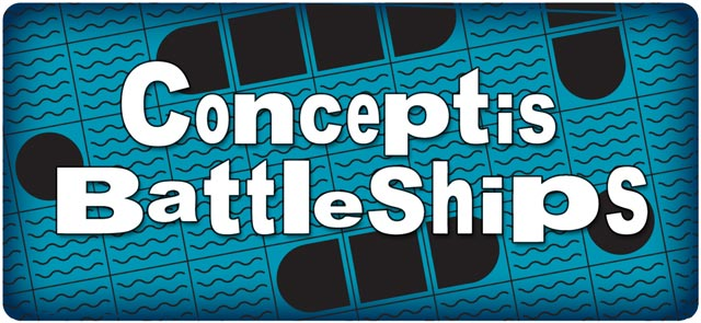 Las Vegas Review Journal's free Conceptis Battleships game