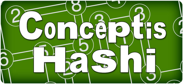 stamford advocate's free Conceptis Hashi game