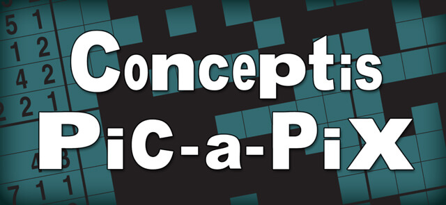 greenwich time's free Conceptis Pic-a-Pix game