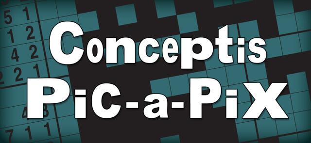 QCOnline's free Conceptis Pic-a-Pix game
