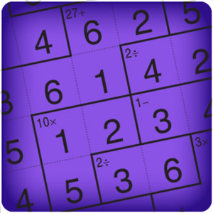 Houston Chronicle's online Conceptis Calcudoku game