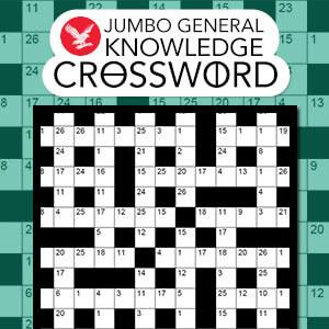 Independent's online The Independent's Jumbo General Knowledge Crossword game