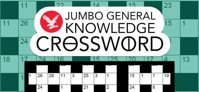 Independent's free The Independent's Jumbo General Knowledge Crossword game