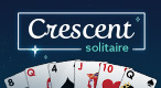 Crescent Solitaire: Discover the challenge and exciting fun in this variation of the traditional game of Solitaire!