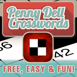 LA Times's online Penny Dell Crosswords game