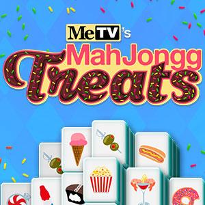 MeTV's online MeTV's MahJongg Treats game