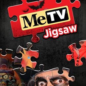 MeTV's online MeTV Jigsaw Puzzle game