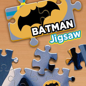 MeTV's online MeTV Batman Puzzler game
