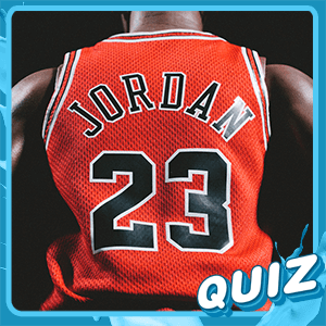 NBA Jersey Numbers Quiz