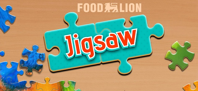McClatchy The News and Observer's free Food Lion Jigsaw game