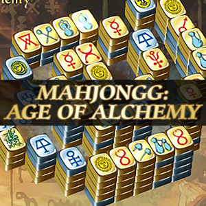 The Sun Sentinel's online Mahjongg Age of Alchemy game