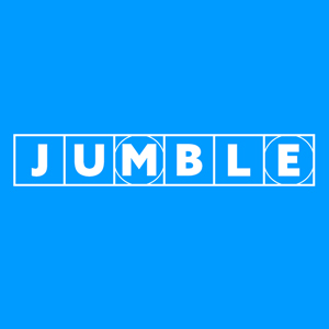 USA Today's online Jumble game