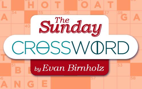 Washington Post Games: The Sunday Crossword by Evan ...