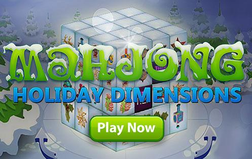 Mahjong Holiday Dimensions