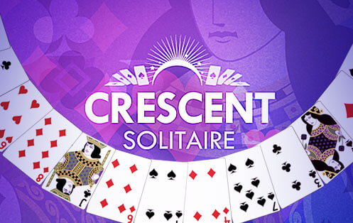 Crescent Solitaire Free