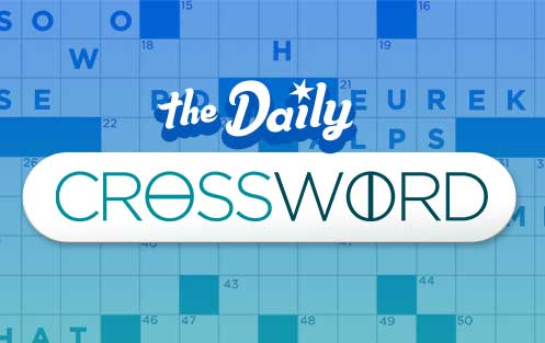 Reader's Digest Games: Daily Crossword